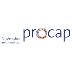 Kooperationspartner Dy-Fit procap Logo