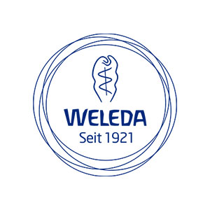 Kooperationspartner Dy-Fit weleda Logo
